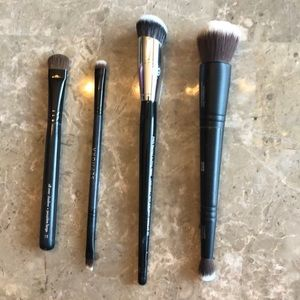 11 piece Sephora Collection Makeup Brushes